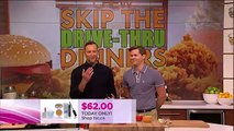Andrew Rannells interview gay nudity on GIRLS - with clinton kelly - the chew (tv show)