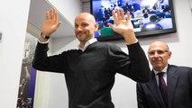 """Danjel Saric: """"Visca el Barça i fins aviat, us trobaré a faltar!"""""""