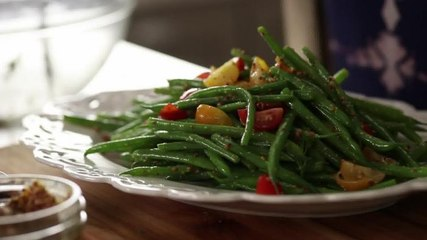 Easy Green Bean Salad Recipe