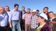 Basha me fermerët e Dumresë: PD, 150 mln $ investime në bujqësi - Top Channel Albania - News - Lajme