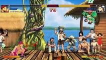 Super Street Fighter II Turbo HD Remix - XBLA - xISOmaniac (Cammy) VS. Thenarus (Chun-Li)