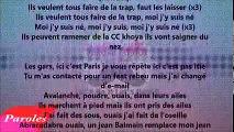 La Fouine - Trappes (Music Lyrics)