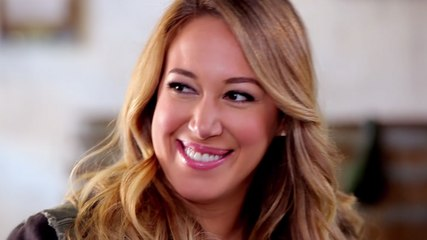Haylie Duff's Grounded and Inspired Life