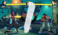 Ultra Street Fighter IV battle: Rose vs Ryu (Rival Battle)