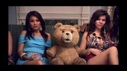 Seth MacFarlane talks about Ted