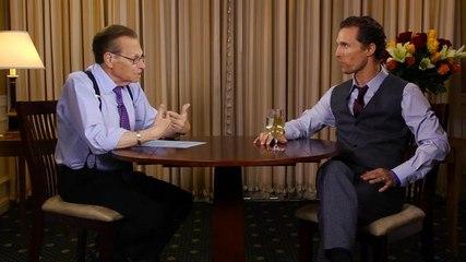 Matthew McConaughey talks about Killer Joe