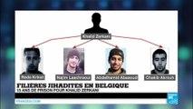 """Attentats de Paris : 15 ans de prison pour le recruteur Khalid Zerkani, """"le papa Noël du jihad"""""""