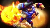 Heroes of the Storm : Nouveau skin - Asmodunk