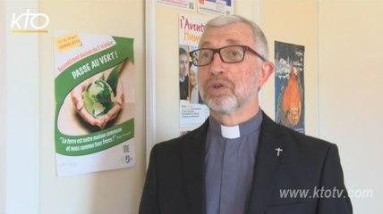 Mgr Bertrand Lacombe, nouvel évêque auxiliaire de Bordeaux