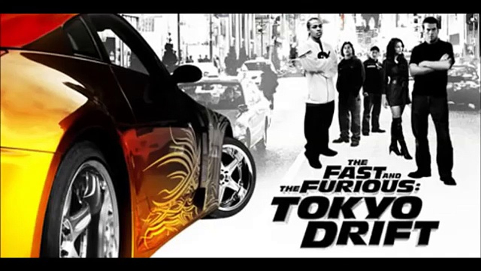The Fast And The Furious Tokyo Drift Ost 03 Saucin Video