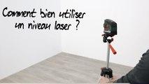 Comment bien utiliser un niveau laser ?