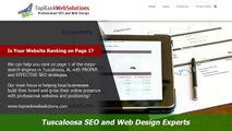 Tuscaloosa SEO and Web Design Experts :: Top Rank Web Solutions