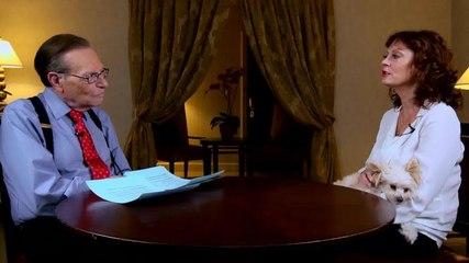 Susan Sarandon discusses her favorite roles