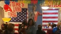 Dallas Funeral Home Hosts Big Tex Memorial « CBS Dallas   Fort Worth