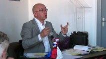 4/5 Conférence FN69 Proche & Moyen-Orient; genèse d'une crise annoncée par Jean-Claude Guichard