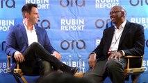 Michael Steele and Dave Rubin Talk Republicans, Trump, and Free Speech
