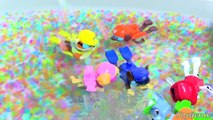 Paw Patrol Paddlin Pups with Raining Orbeez and Shopkins S 3