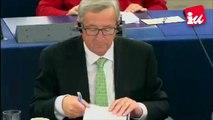 """Paloma López: """"Señor Juncker, su propuesta de Comisión es una provocación y vamos a votar NO"""""""