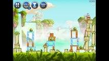 Angry Birds Star Wars 2 - Gameplay Walkthrough Part 2 - Yoda Helps Naboo! 3 Stars! (iOS/Android)