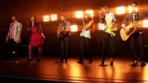 Miley Cyrus Saturday Night Live We Can't Stop Selena Gomez Stars Dance Parody