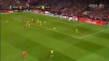 4:3 Dejan Lovren Goal - Liverpool vs Borussia Dortmund - 14.03.2016