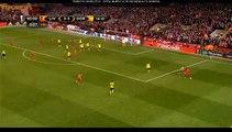 Goal Dejan Lovren - Liverpool 4-3 Borussia Dortmund (14.04.2016)