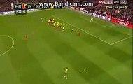4-3 Dejan Lovren goal - Liverpool v. Dortmund - 14.04.16