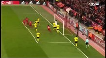 Dejan Lovren Goal HD - Liverpool 4-3 Borussia Dortmund - 14.04.2016