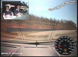 Votre video de stage de pilotage B050100416ACTU0012
