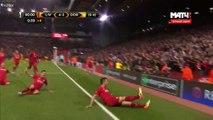 4-3 Dejan Lovren Goal HD - Liverpool 4 - 3 Borussia Dortmund 14.04.2016 HD