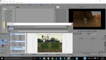 How to change videos from 4:3 videos to 16:9 in Sony Vegas Pro