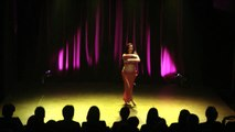 Shimmer performs Raqs Henna Bellydance Solo