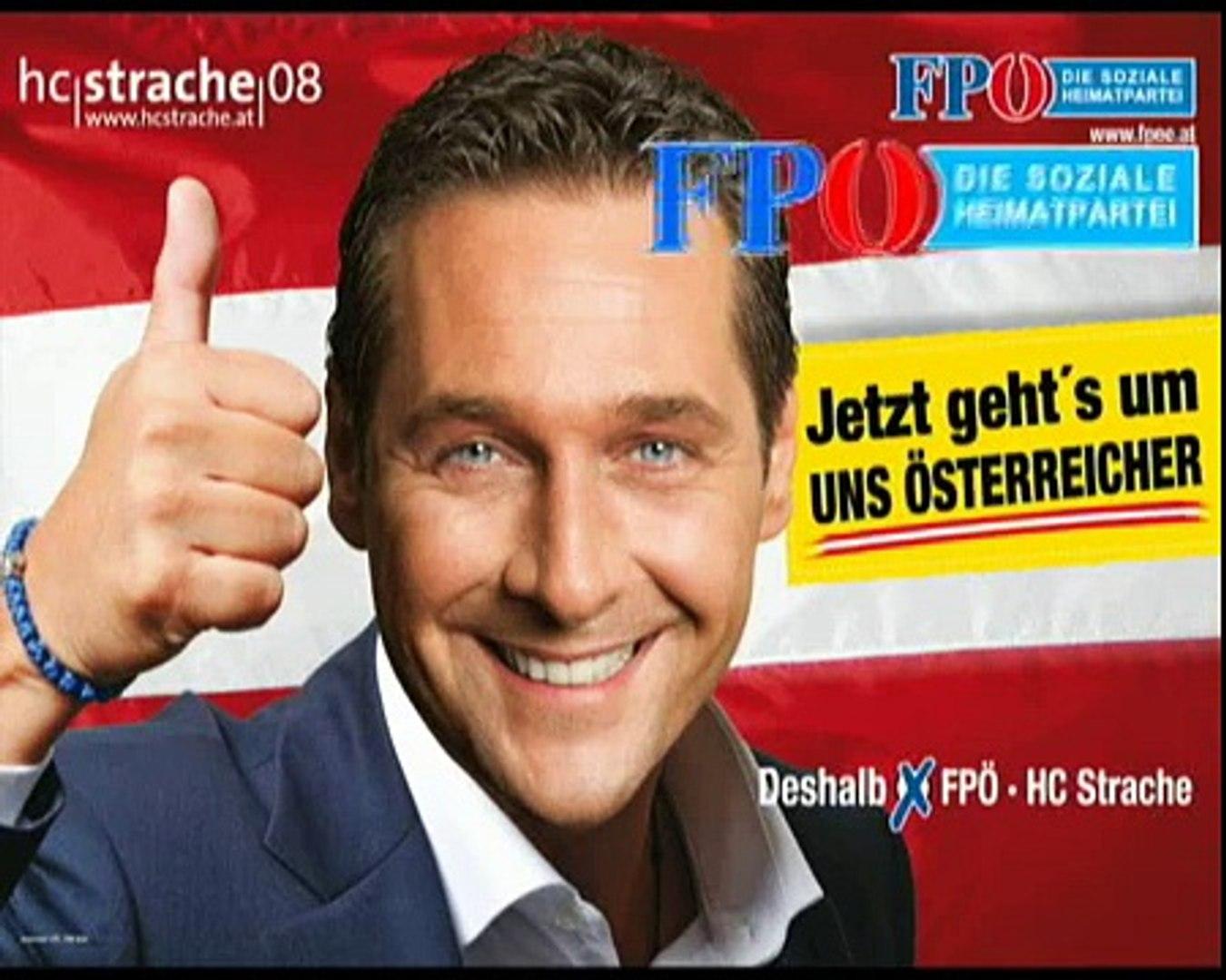 Nach der NR-Wahl 2008 - Teil II - Strache, FPÖ