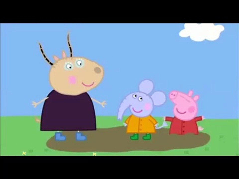 Peppa Pig Jumping Muddly Puddles Peppa Pig Navires Rapides