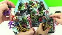 Transformers 24 Farklı Sürpriz Oyuncak Paketi Açma Optimus Prime Challenge
