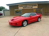 8906C Red 2002 Pontiac Firebird 2DR Coupe RWD Bennett Buick GMC of Salina KS