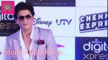 Shahrukh Khan INSULTS REPORTER in public