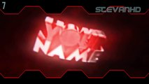 TOP 10 Free Intro Templates: Cinema 4D & After Effects #16 (Intro Editable)