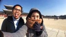 #1 SOUTH KOREA VLOG | FIRST TIME VLOGGING & GOING TO KOREA | ITSGEENA