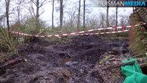 Auto dodelijk ongeval na 43 jaar teruggevonden in Duitsland - 9 januari 2013