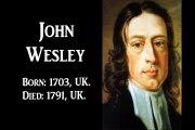 43 John Wesley Preacher Baptist Short Biography - Tamil