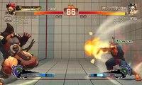 Ultra Street Fighter IV battle: Akuma vs Hugo