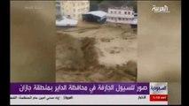 Suudi Arabistan'ı Fırtına ve Sel Vurdu: En Az 18 Kişi Öldü, Binlerce Kişi Evlerini Terk Etti