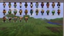 Minecraft  Windows 10 beta New skin Packs loved this ame