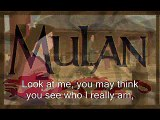 Disney's Mulan - Reflection (Full Version) - YouTube