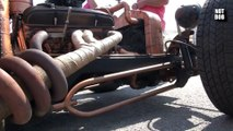 Rusted Crow  1930 Ford Rat Rod from Motor City Rat Rods 2014 Redneck Rumble
