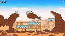 Angry Birds Star Wars - Tatooine 1-24 3Stars Walkthrough Highscore Star Wars Tatooine Level 1-24