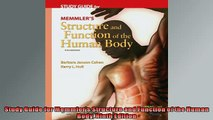READ book  Study Guide for Memmlers Structure and Function of the Human Body Ninth Edition  FREE BOOOK ONLINE
