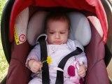 Mathilde naissance à 5 mois