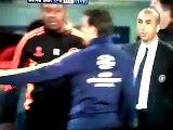 Amazed John Terry Red Card for kicking Sanchez (Barcelona Vs Chelsea 2-2)